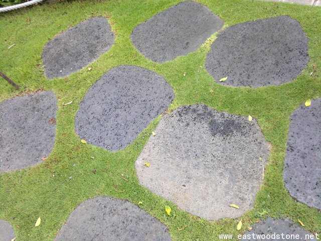 Healthy lava stone paving and walling eastwood stone blog for Lava rock pavers