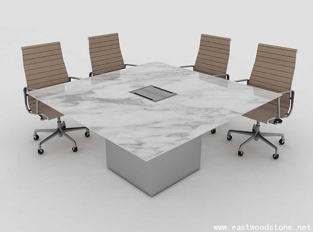 Round And Exquisite White Color Marble Table TopEASTWOOD STONE BLOG - 36 round marble table top